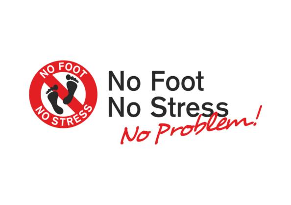 NO FOOT NO STRESS